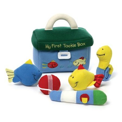 My First Tackle Box Playset   -