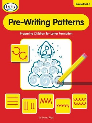 Pre-Writing Patterns  -     By: Diana Rigg