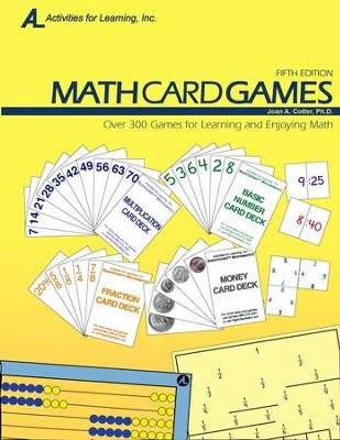 Math Card Games, 5th Edition  -     By: Joan A. Cotter