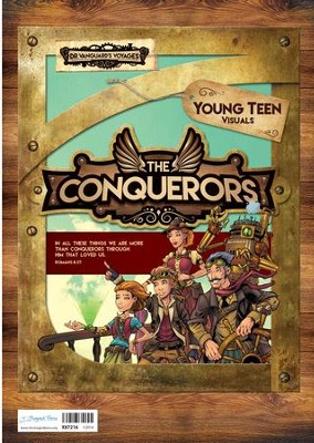 The Conquerors VBS 2016: Young Teen Visuals   -