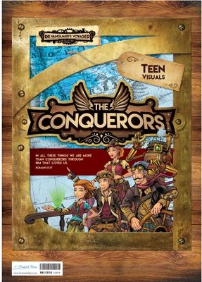 The Conquerors VBS 2016: Teen Visuals   -