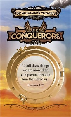 The Conquerors VBS 2016: Salvation Tracts, pack of 25  -