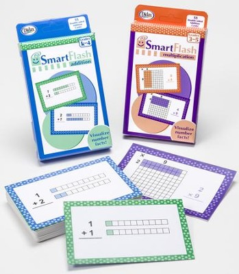 Smart Flash Cards, Addition  -