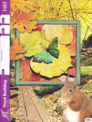 Etymology ACE PACE 1103, Grade 9, 4th Edition  -