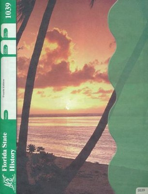 Florida State History ACE PACE 1039, Grade 4, 4th Edition  -