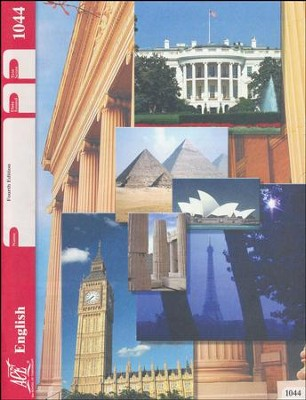English ACE PACE 1044, Grade 4, 4th Edition  -
