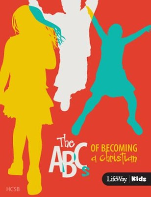 ABCs of Becoming a Christian, CSB (pkg. of 10)   -