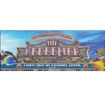 The Redeemer VBS: Bookmarks, pack of 25   -