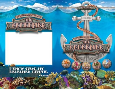 The Redeemer VBS: Bulletin Covers, pack of 50   -