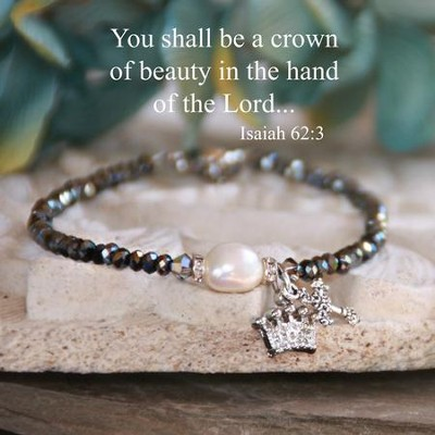 Crown Of Beauty Bracelet  -
