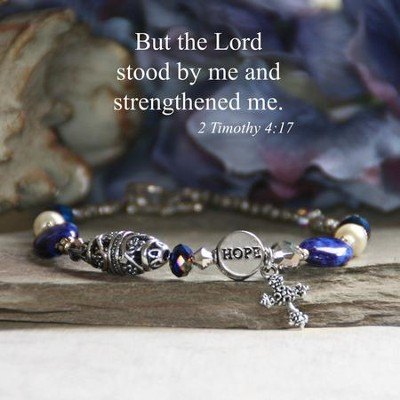 Lord Stood With Me, Bracelet  -