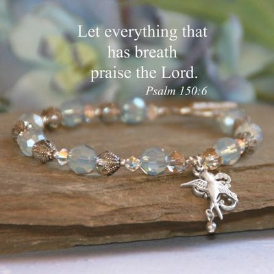 Everything That Has Breath Bracelet  -