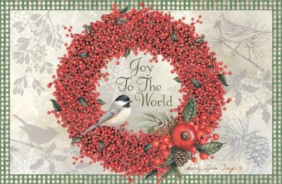 Joy to the World Box of 20 Christmas Cards  -     By: Sandy Clough