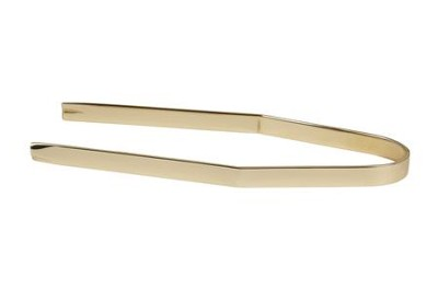 Brass Charcoal Tongs (6 long)   -