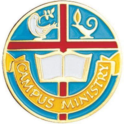 Lapel Campus Ministry Pin  -