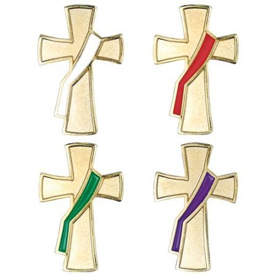 Deacon Pin Set  -