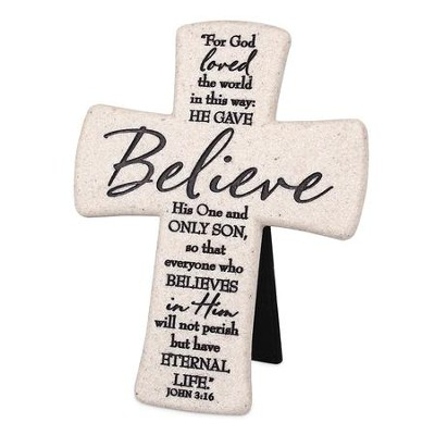 Believe, Desktop Cross   -