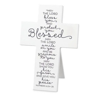 Blessed, Baby Cross   -
