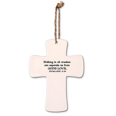 Love, Ceramic Cross   -