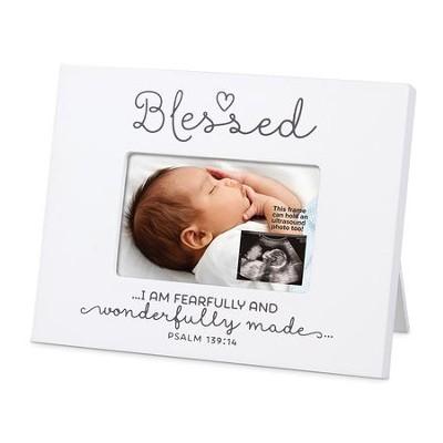 Blessed Baby, Sonogram Photo Frame - Christianbook.com