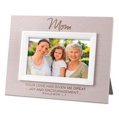 Mom Textured Photo Frame Christianbookcom