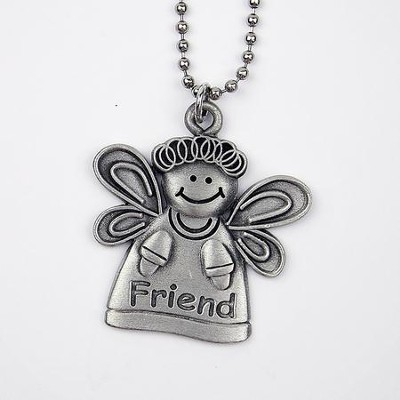 Angel, Friend, Car Charm  -