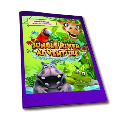 Jungle River Adventure: Junior Visuals  -