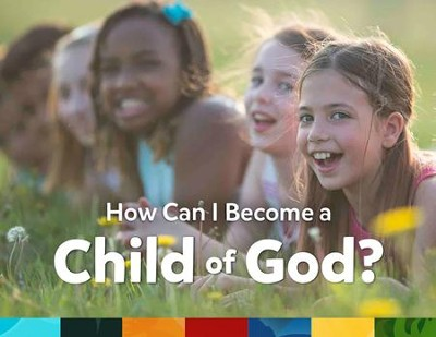 The Incredible Race: How Can I Become a Child of God? KJV (pkg. of 10)  -