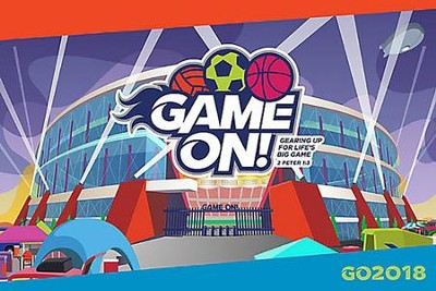 Game On: Supersized Postcards (pkg. of 50)  -
