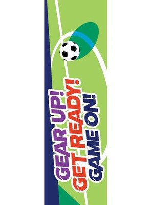 Game On: Bookmarks (pkg. of 50)  -