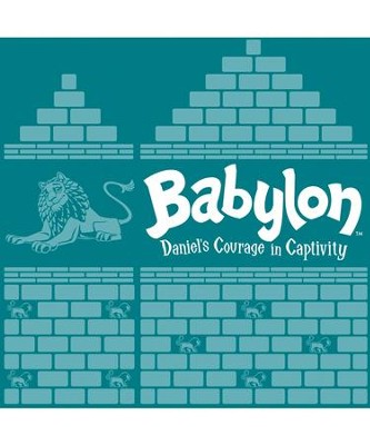 Babylon: Banduras, Tribe of Reuben (pkg. of 12)  -