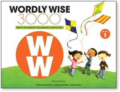 Wordly Wise 3000 Book 1 Student Edition (2nd Edition)   -