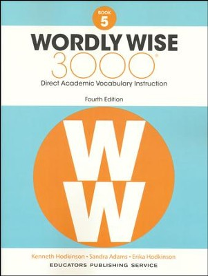 Wordly Wise 3000 Book 5 Student Edition (4th Edition)  -