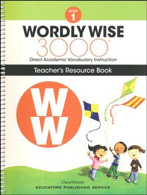 Wordly Wise 3000 Book 1 Teacher's Guide (2nd Edition)   -
