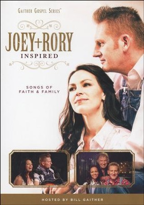 Joey+Rory Inspired: Songs of Faith & Family, DVD   -