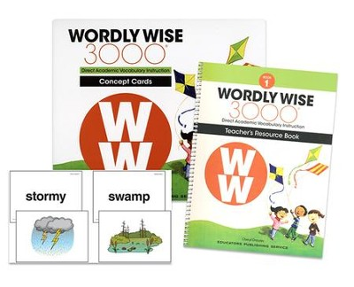 Wordly Wise 3000 Book 1 Teacher's Resource Pack (2nd  Edition)  -
