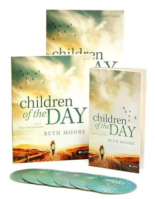 Children of the Day: 1 & 2 Thessalonians Leader Kit  -     By: Beth Moore