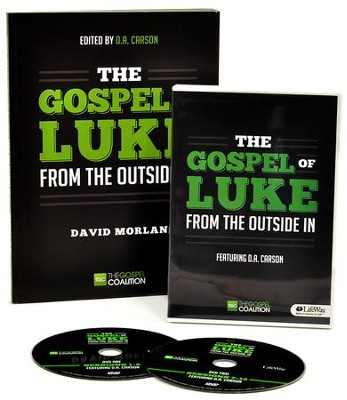 The Gospel of Luke: From the Outside In, DVD Leader Kit  -     By: Don A. Carson, David Morlan