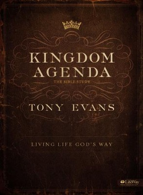 Kingdom Agenda: Living Life God's Way, DVD Leader Kit  -     By: Tony Evans