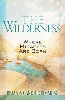 The Wilderness: Where Miracles Are Born - eBook  -     By: Brian Simmons, Candice Simmons