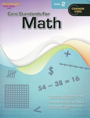 Core Standards for Math Grade 2  -