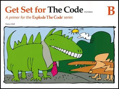 Get Set for the Code, Book B (2nd Edition)   -     By: Nancy M. Hall