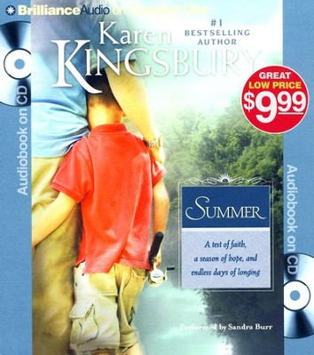 Summer #2, Abridged Audiobook on CD (Value Priced Edition)  -     Narrated By: Sandra Burr     By: Karen Kingsbury