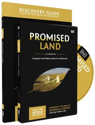 That the World May Know-Volume 1: Promised Land, Discovery Guide and DVD  -     By: Ray Vander Laan