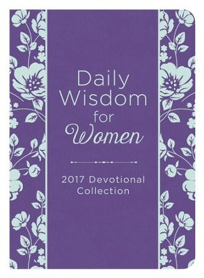 Daily Wisdom for Women 2017 Devotional Collection - eBook  -