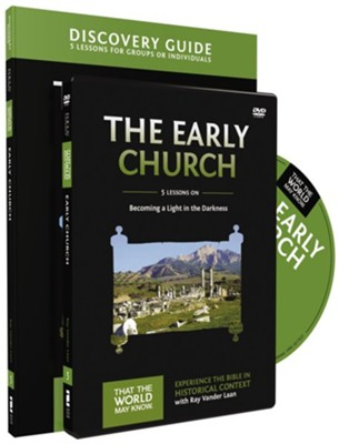 That the World May Know-Volume 5: Early Church Discovery Guide and DVD  -     By: Ray Vander Laan
