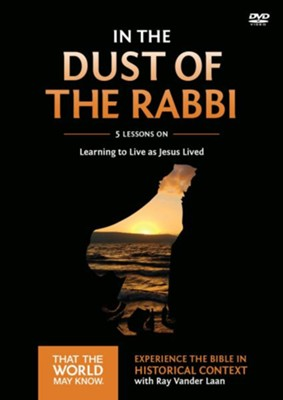 TTWMK Volume 6: In the Dust of the Rabbi, DVD Study with Leader Booklet  -     By: Ray Vander Laan