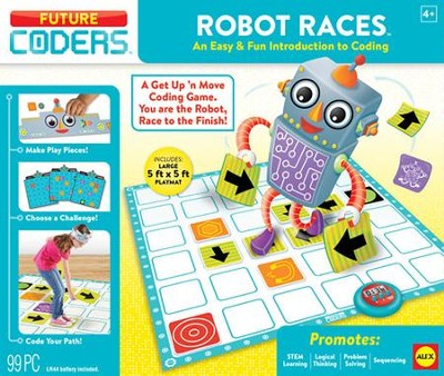 Future Coders, Robot Race  -