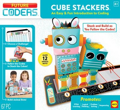 Future Coders, Cube Stackers  -
