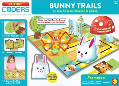 Future Coders, Bunny Trails  -
